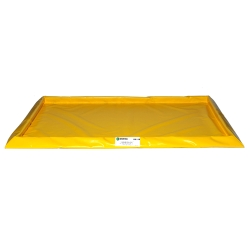 6-Drum Spillpal™ with 45 Gallon Capacity - 4' L x 6' W x 3
