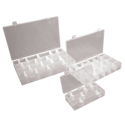 "Infinite Divider System™ w/16 Dividers/4 Compartments - 13-1/2"" x 9-1/2"" x 2-3/16"" O.D."