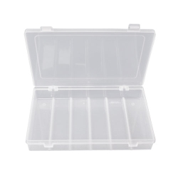 Tuff Tainer ® Polypropylene 1 Compartment Box