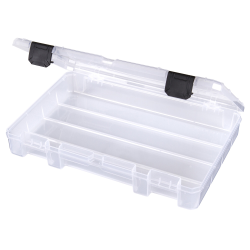 Tuff-Tainer ® Polypropylene 1 Compartment Box - 10-5/8