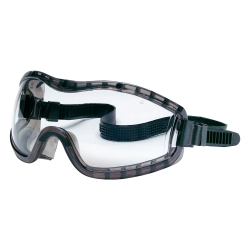 Stryker™ Safety Goggles with Rubber Straps