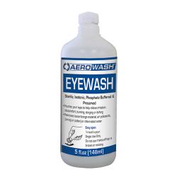 5 oz. Aero Eyewash Safety Solution