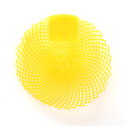 Yellow/Citrus Urinal Screen