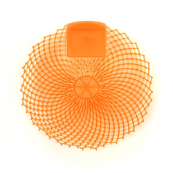 Orange/Tropical Mango Urinal Screen