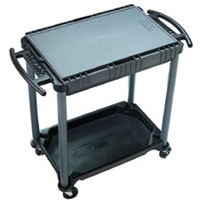 Gray Utility Workstation™ Cart - 43