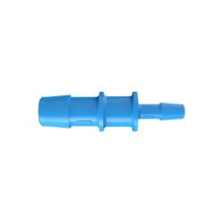 """1/2"""" x 1/4"""" Eldon James™ Antimicrobial HDPE Reducing Coupler"""