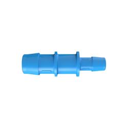 """3/4"""" x 1/2"""" Eldon James™ Antimicrobial HDPE Reducing Coupler"""