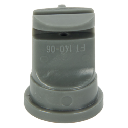 ISO Size 3.0 Gray 140° Flood Nozzle