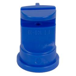 ISO Size 5.0 Light Blue 140° Flood Nozzle