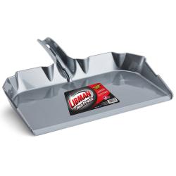 "18"" Gray Libman ® Industrial Dust Pan"