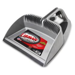 "16"" Gray Libman ® Industrial Step-on Dust Pan"