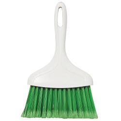 """7"""" Green/White Libman ® Whisk Broom"""