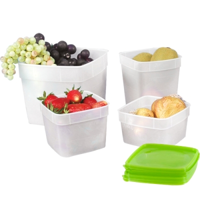 Stor-Keeper Containers with Lids