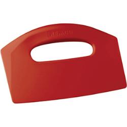 Remco ® Red Bench Food Scraper