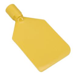 Yellow Vikan ® Flexible PE Paddle Scraper