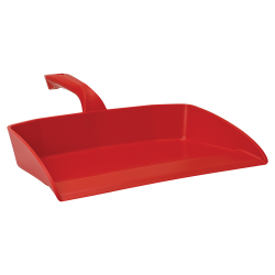 Red Vikan ® Dust Pan