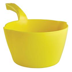 Vikan ® Yellow Large 64 oz. Bowl Scoop