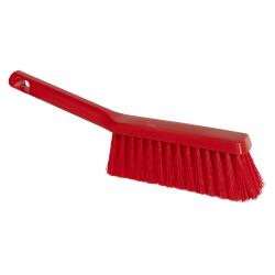 "ColorCore Red 12"" Medium Bench Brush"