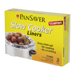 PanSaver ® Slow Cooker Liners