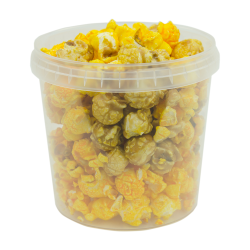 24 oz. Clear Safe Lock Container (Lid Sold Separately)