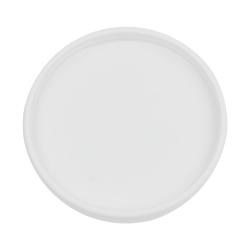 146mm White RingLock ® Lid for #81287