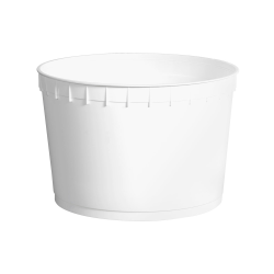 6 Quart Dairy Container (Lid Sold Separately)