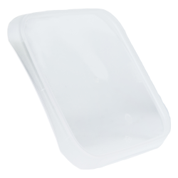 Lid for 8 oz. & 16 oz. Square Tamper Evident Containers