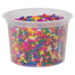 5 oz. Natural Polypropylene Portion Control Cup (Lid Sold Separately)
