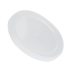 White L300 Lid for Portion Control Cup