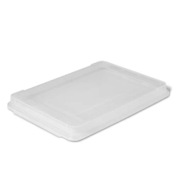 Polypropylene Half Size Sheet Pan Cover
