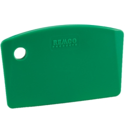 Green Mini Bench Scraper
