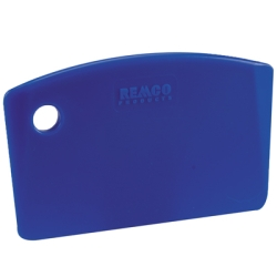Blue Mini Bench Scraper