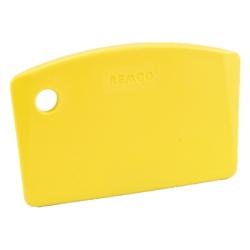 Yellow Mini Bench Scraper
