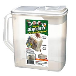 Bag-In Dispensers ® 6 Quart Pet Food Dispenser