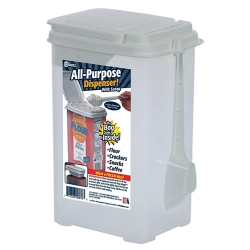 Bag-In Dispensers ® All-Purpose Dispenser with Attached Scoop