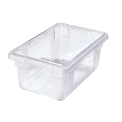 5 Gallon Clear StorPlus™ Color-Coded Food Storage Box 18