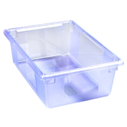 12.5 Gallon Blue StorPlus™ Color-Coded Food Storage Box 26