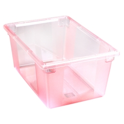 16.6 Gallon Red StorPlus™ Color-Coded Food Storage Box 26