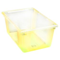 16.6 Gallon Yellow StorPlus™ Color-Coded Food Storage Box 26
