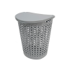 1.75 Bushel Lidded Laundry Hamper