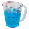 1 Pint Clear Commercial Measuring Cup
