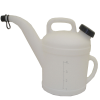 6 Liter Natural HDPE Pitcher