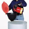 UltraTech Burp-Free Ultra-Drum Funnel®