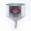 8 qt. Galvanized Steel General Purpose Funnel