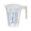 1000mL Graduated Polypropylene Beaker with Handle