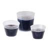 1 oz./30cc Non-Sterile Premium Medicine Cup mL, tsp., Tbs.- 100 per Package
