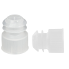 Natural Cap/Plug for 15mL Centrifuge Tubes