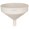 "15"" Top Diameter Natural Tamco® Funnel with 2"" OD Spout"