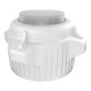 VersaCaps® 53mm Closed Adapter Cap