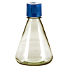 1000mL Polycarbonate Sterile Erlenmeyer Flasks with 53B Caps